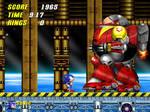 Sonic 2 last Boss HD