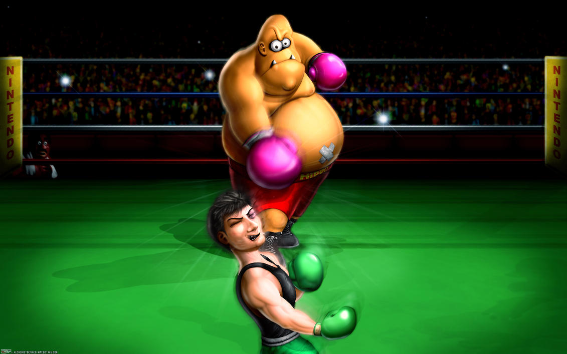Punch Out HD by Billysan291