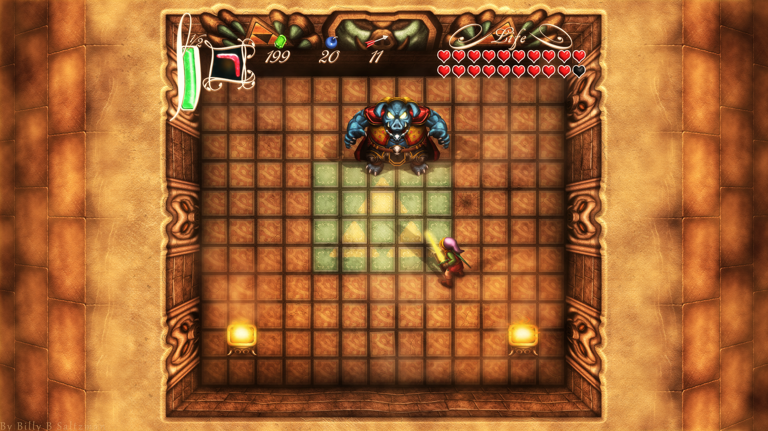 Link to the Past Final HD Full by Billysan291