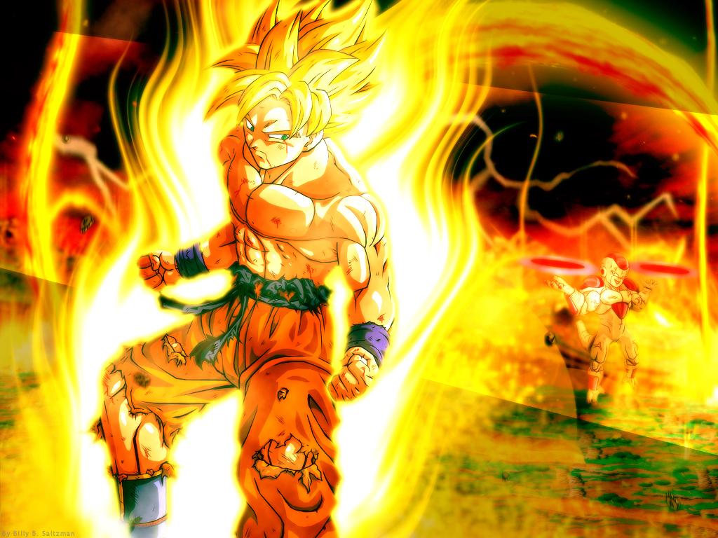 Goku Vs Frieza Final Round By Billysan291