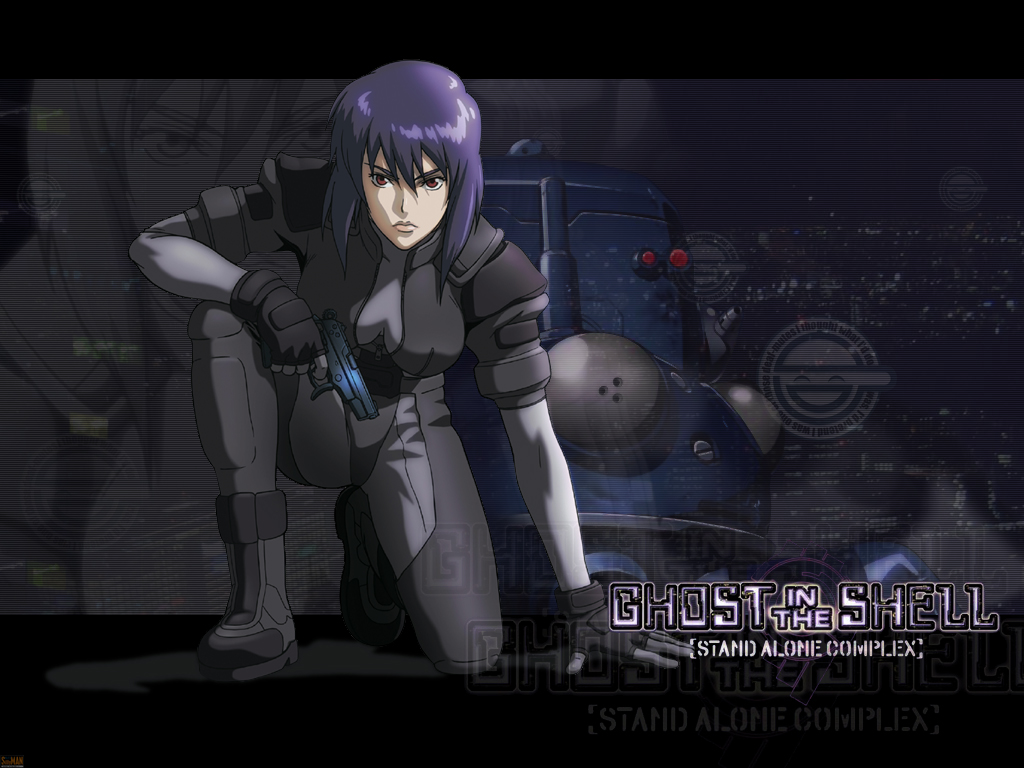 Ghost In The Shell D By Billysan291 On DeviantArt