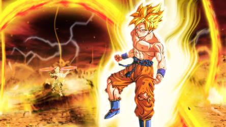 Goku vs Frieza Final Round HD by Billysan291