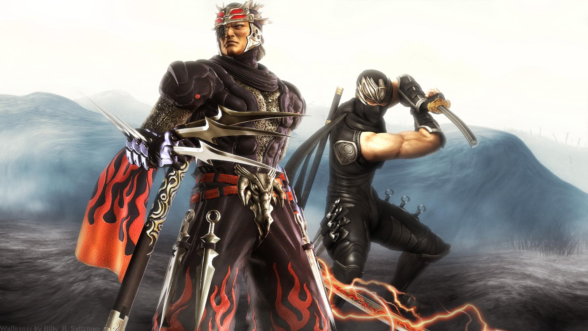 Ninja Gaiden Ode To Genshin By Billysan291 On Deviantart