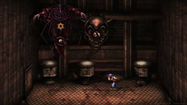 Ninja Gaiden Final Boss HD - Full Size