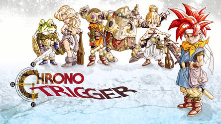 Chrono Trigger Heaven and Earth by Billysan291