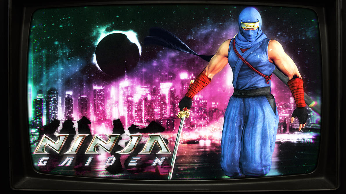 Ninja Gaiden - Totally 80's by Billysan291