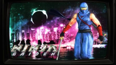 Ninja Gaiden - Totally 80's by Billysan291