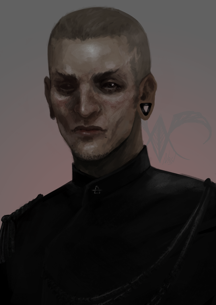 Mein Kommandant by Nergal8