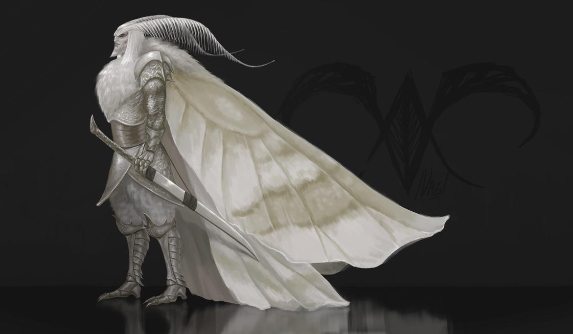Silkmoth by Nergal8