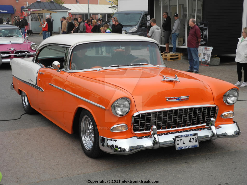 old_classy_chevy_from_the_50s_by_elektro