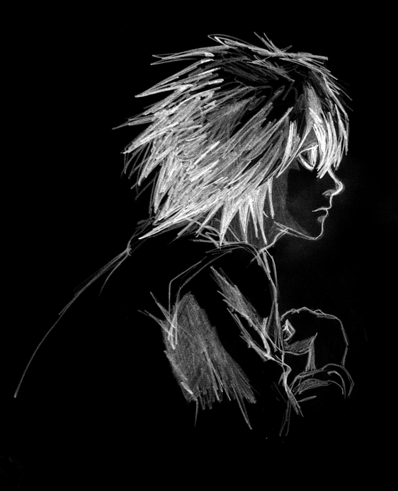 Death Note: L by Na-Taha