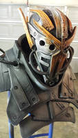 My Chaos Hunter Armor from a few years back!
