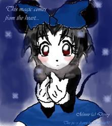 Chibi Human Minnie Mouse