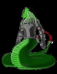 Cyberpunk-Gorgon