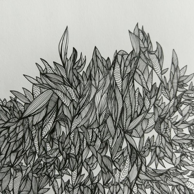Foliage (2017) by nunwalla
