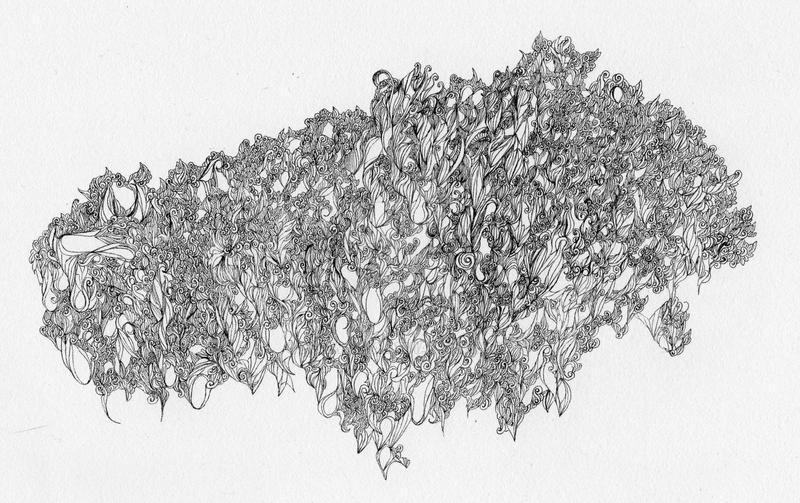 Abstract Bush 1.0 (2016) by nunwalla