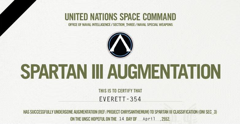 Spartan III Augmentation by Decemator884