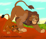 Mohatu and Ahadi redo
