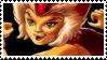 Original ThunderCats Wilykat stamp by 1Knightstar1
