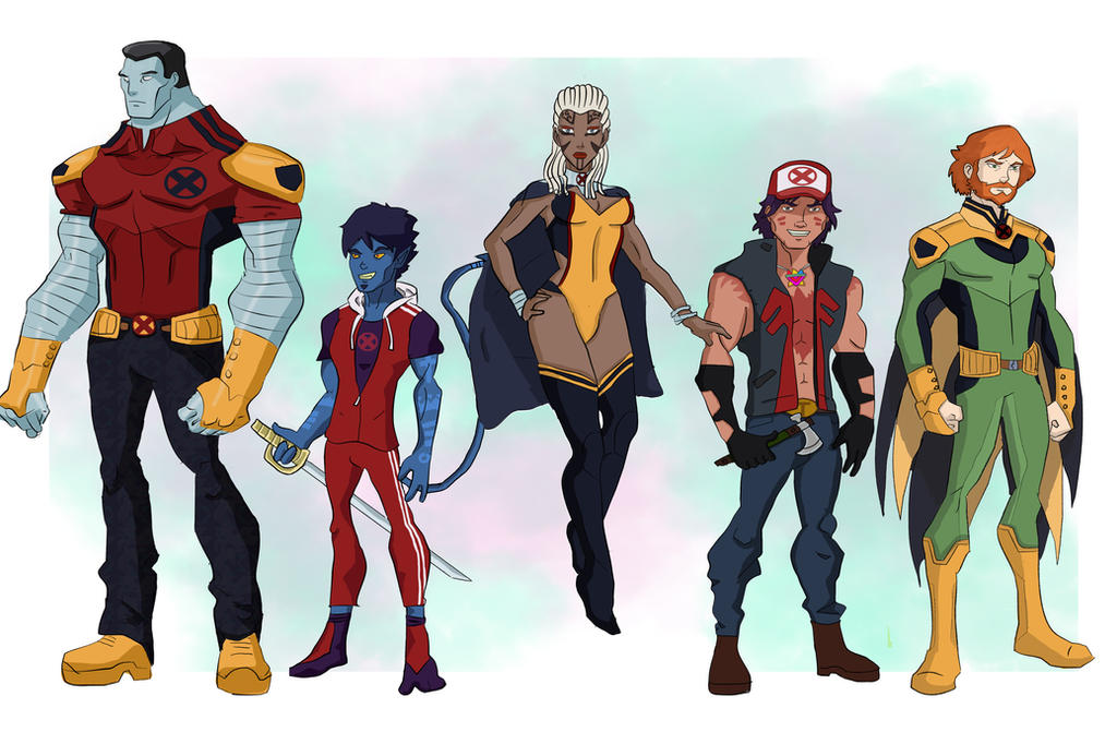 Giant Sized X Men By Cspencey On Deviantart