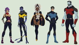 X-Men International