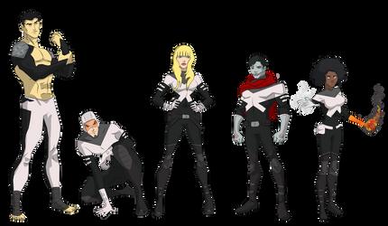 X-Men: Special Class