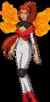 Firestar by cspencey