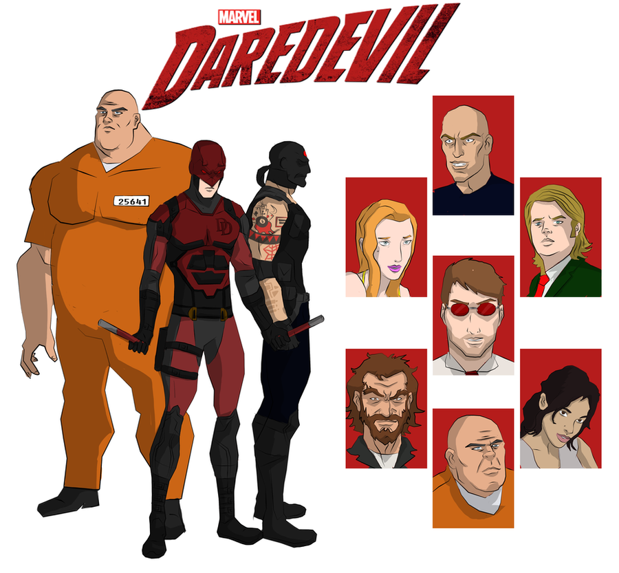 Daredevil Season 2 by cspencey