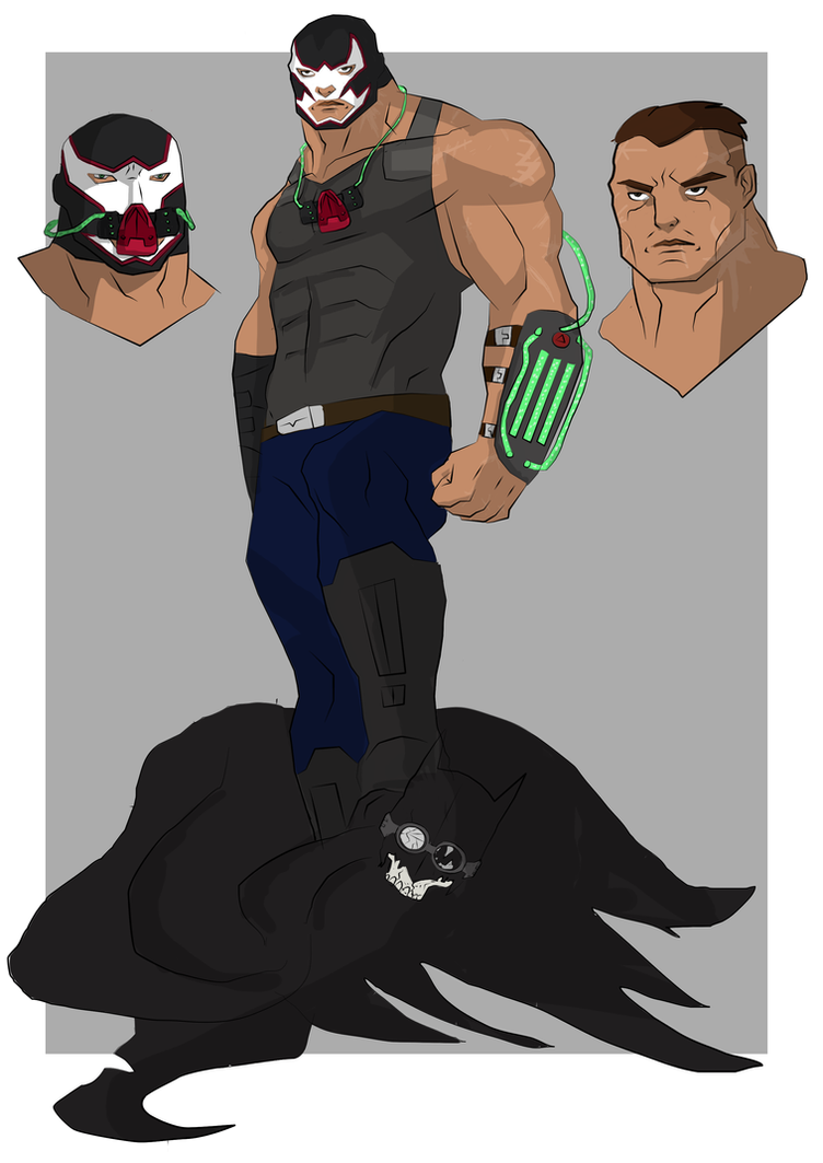Bane by cspencey