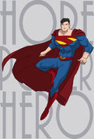 Superman by cspencey