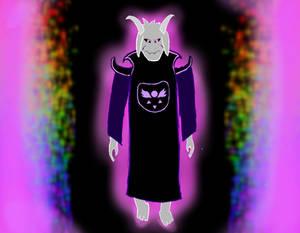 Hate!Asriel GOD mode