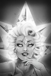 White Diamond by Spellbird
