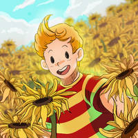 Lucas doodle by Spellbird