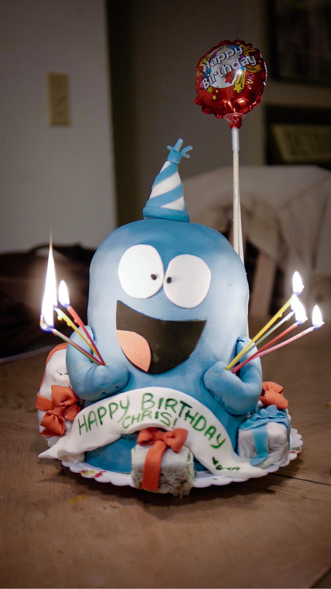 Cake Art Reddit : Foster s Home For Imaginary Friends