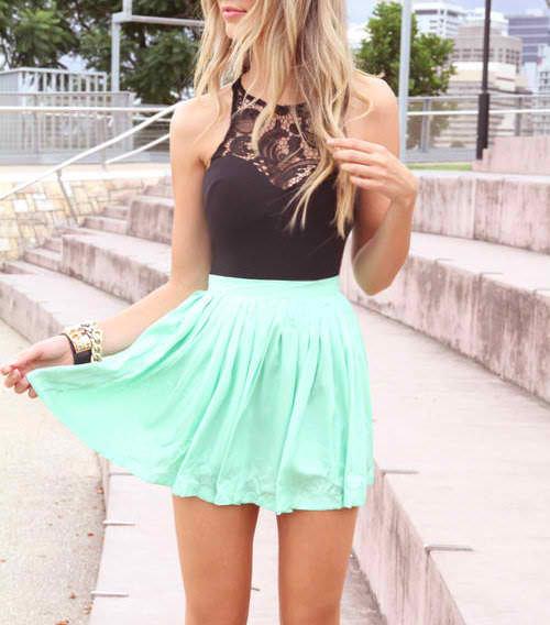 Summer dress tumblr valentine