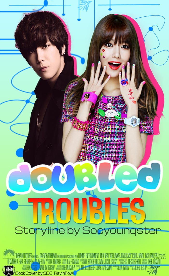 Book Cover Wattpad Login : Doubled troubles wattpad by smighterman on deviantart
