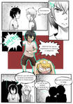fan-comic Castiel x Nathaniel  -pag. 2