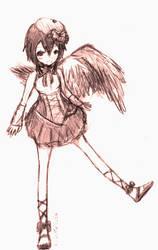 Dead_Wolf_Angel by yakanazeZeiachi