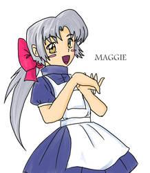 Maggie - Human Form by yoski