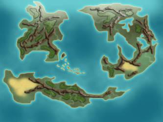 Evil Genius Prime's Map by yoski