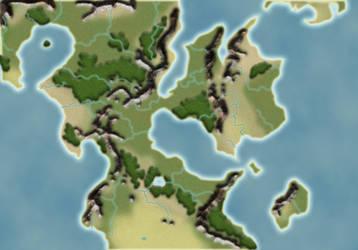EGP's World Map 2 by yoski