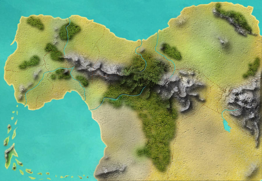 Evilmoogle's Map by yoski