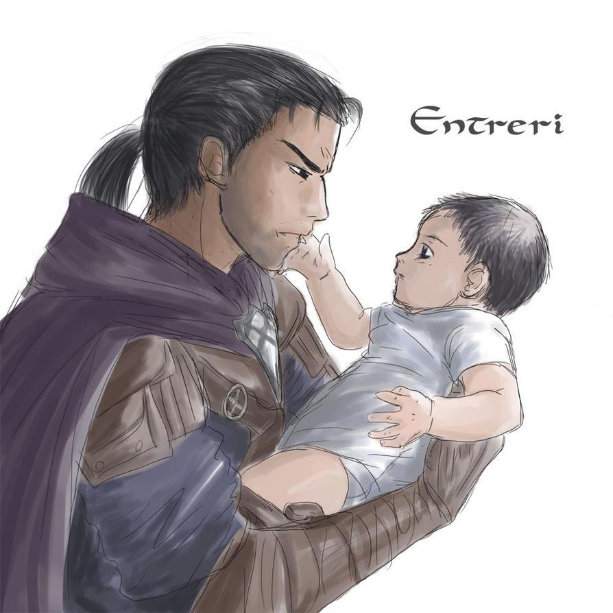 Entreri by yoski