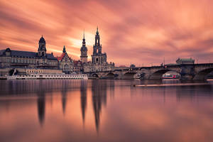 Historic Center of Dresden by Stefan-Becker