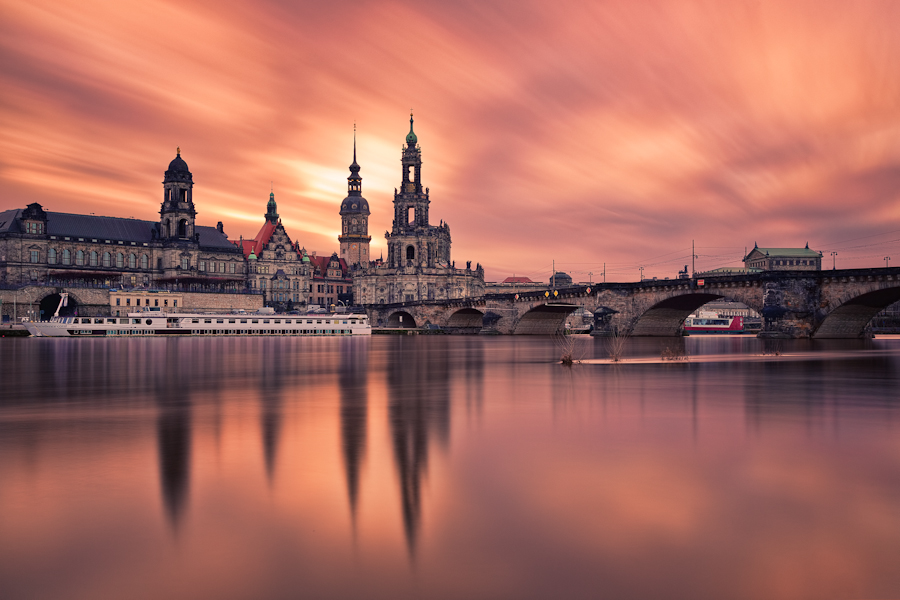 Historic Center of Dresden by ~hessbeck-fotografix
