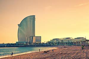 Hotel W, Barcelona by Stefan-Becker