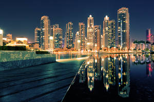 Downtown Dubai by Stefan-Becker