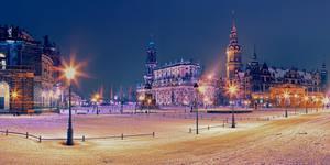 Theatre Square, Dresden