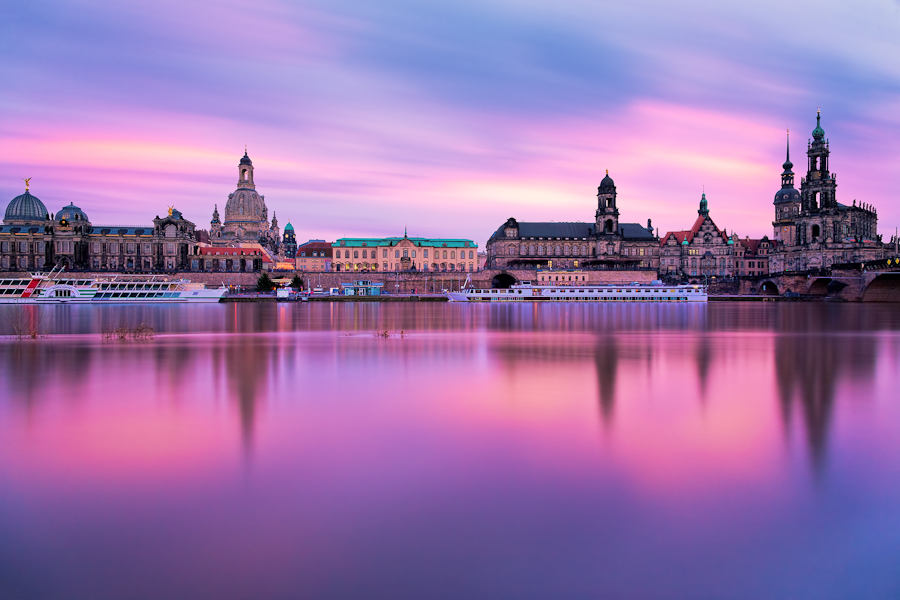 Dresden, Germany by hessbeck-fotografix