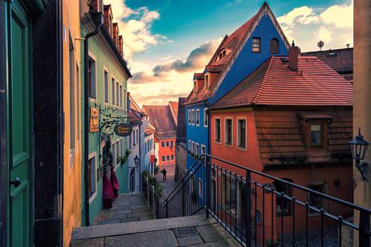 Alleyway of Meissen